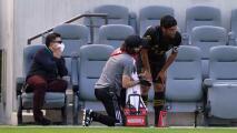 Alarmas en LAFC: Carlos Vela en seria duda ante Seattle Sounders