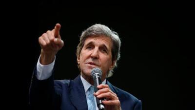 """John Kerry a Trump: """"Renuncia"""""""