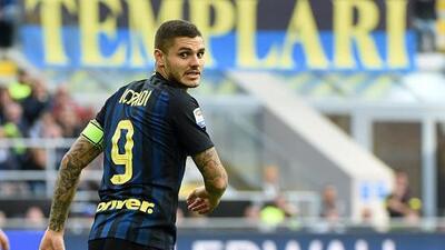 """Mauro Icardi anuncia que se queda """"porque el Inter es mi familia"""""""
