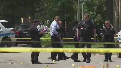 Una persona muere y otras tres resultan heridas tras un tiroteo en el oeste de Chicago