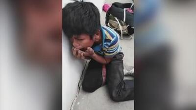 Un niño estuvo a punto de morir por la brutal paliza que recibió tras robar una bolsa de agua en un mercado