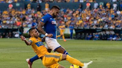 Cómo ver Cruz Azul vs Tigres en vivo, por la Liga MX