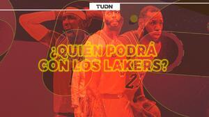 La NBA inicia este martes: ¿Quién podrá con los Lakers?