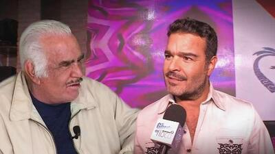 Con un hermano abiertamente gay, Pablo Montero reacciona a las declaraciones de Vicente Fernández