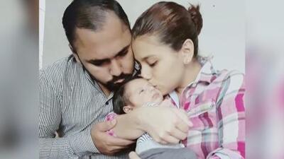 Ayuda de Impacto: Un problema en su corazón tiene a este bebé entre la vida y la muerte