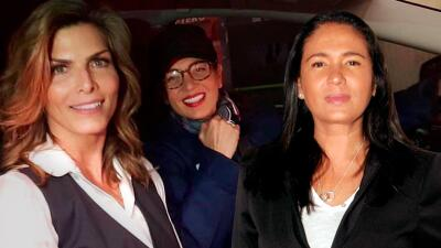 Yolanda Andrade recuerda lo doloroso que fue 'salir del clóset' con Montserrat Oliver