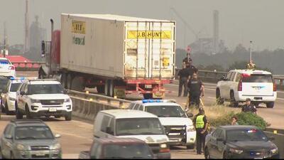Muere un menor de 4 años tras un accidente grave en la carretera I-10 al este de Houston