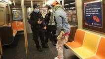 Líderes en Nueva York exigen redoblar con mil agentes de policía la seguridad en los sistemas de transporte