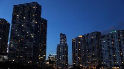 El calor llegó a Miami para quedarse: la noche de este lunes estará despejada y con vientos agradables