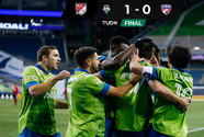 Seattle derrota a FC Dallas y clasifica a la Final del Oeste