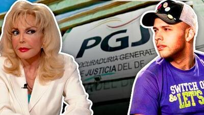 Merle Uribe no puede demostrar ante las autoridades que su hijo la golpeaba