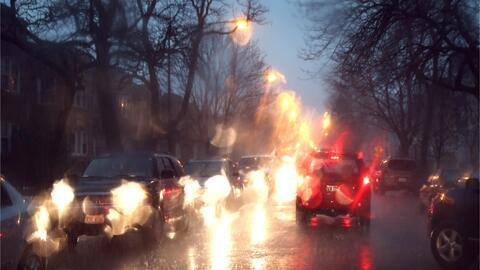 No olvides el paraguas: pronostican tormentas severas en Chicago para la noche del miércoles