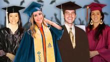 Satcha, Maity y más en sus fotos de graduados, ¿quieres saber cómo lucían Karla y el resto de los conductores?