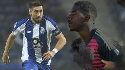 """Bruno Varela, exportero del Benfica, no olvida a Héctor Herrera: """"No me acuerdo de otro gol tan sufrido"""""""