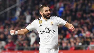 Karim Benzema supera a Hugo Sánchez entre los goleadores del Real Madrid