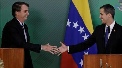 Guaidó anuncia que a más tardar el lunes estará de vuelta en Venezuela, pese a las amenazas de Maduro