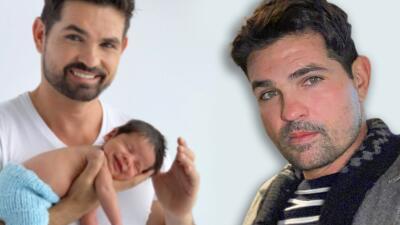 """Ferdinando Valencia continúa cuestionando la muerte de su hijo Dante y le dedica """"el resto de mi vida"""""""