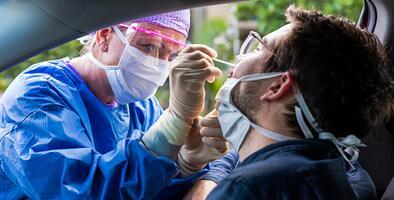 Departamento de Salud aumenta las pruebas de antígenos para detectar covid-19 en las universidades