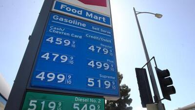 Esta es la razón por la que Los Ángeles tiene el precio más alto de gasolina en todo EEUU