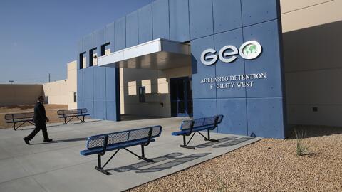 Adelanto cancela el contrato que tenía con ICE para administrar el centro de detención más grande de California