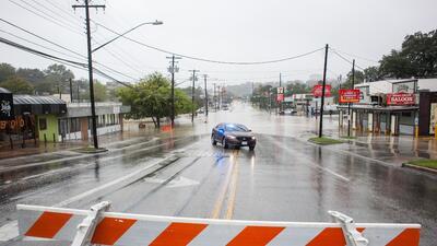 Lluvias en Texas siguen causando estragos