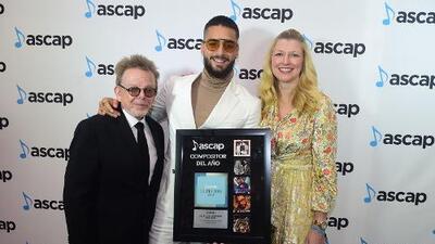 Maluma & Daddy Yankee win big at the ASCAP Latin Awards