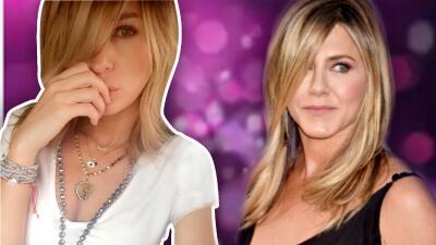 Ya sabemos por qué Geraldine Bazán se cambió de look basado en uno de Jennifer Aniston