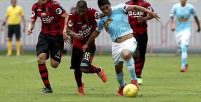 Sporting Cristal 2-2 Melgar: Intenso empate en primera final del campeonato en Perú