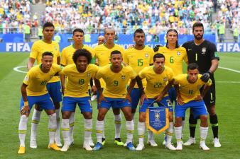 En fotos: uno a uno la selección de Brasil en su victoria sobre México