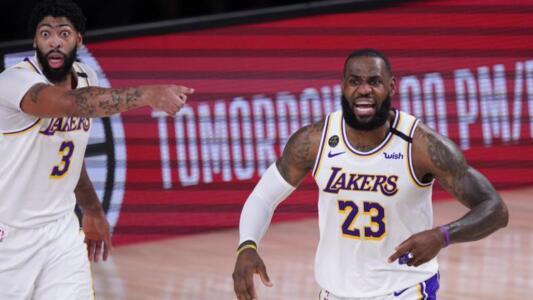 Los Lakers, favoritos para revalidar título en 2021