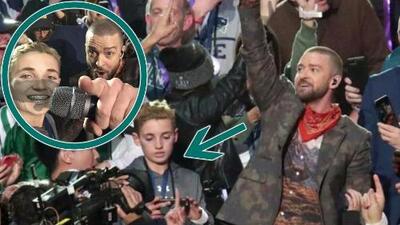 Descubrimos la historia detrás del 'selfie kid' en el Super Bowl