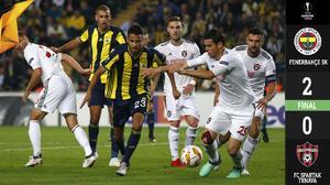 Diego Reyes y el Fenerbahçe se repusieron y vencieron al Spartak Trnava