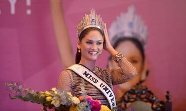 Miss Universo 2016, Pia Alonzo, regresa a su natal Filipinas