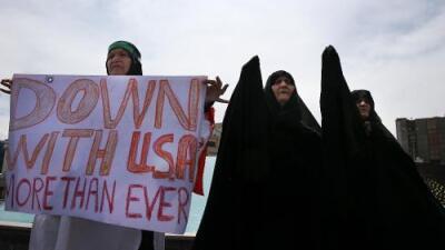 "Irán amenaza con reactivar ""a escala industrial"" su programa nuclear si colapsa el pacto que abandonó EEUU"