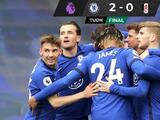 Chelsea afianza su lugar en la próxima Champions League con triunfo sobre el Fulham