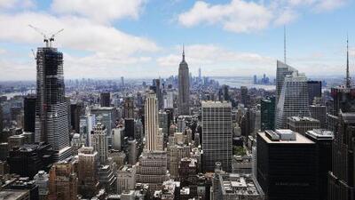A Nueva York le espera una mañana de jueves fresca y algunas lluvias en horas de la tarde