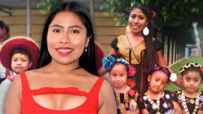 Menos de 500 dólares al mes: sale a la luz lo que Yalitza Aparicio ganaba como maestra
