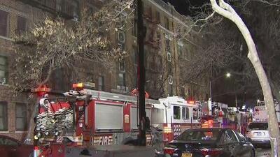 Madre de un niño que provocó un incendio en Nueva York interpone multimillonaria demanda contra la ciudad