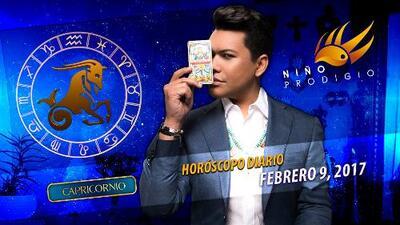 Niño Prodigio - Capricornio 9 de febrero, 2017