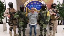 'El Marro', presunto líder del Cartel Santa Rosa de Lima, es capturado en Guanajuato