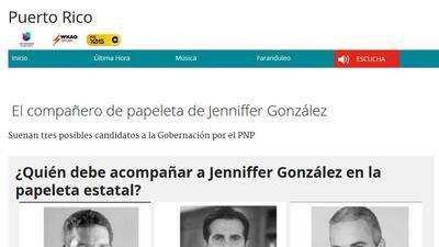 Encuesta eliminada de Univisionpr.com