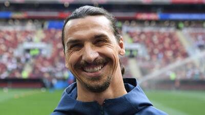 ¡Todos cracks! Este es el 11 ideal de todos los tiempos que escogió Zlatan Ibrahimovic