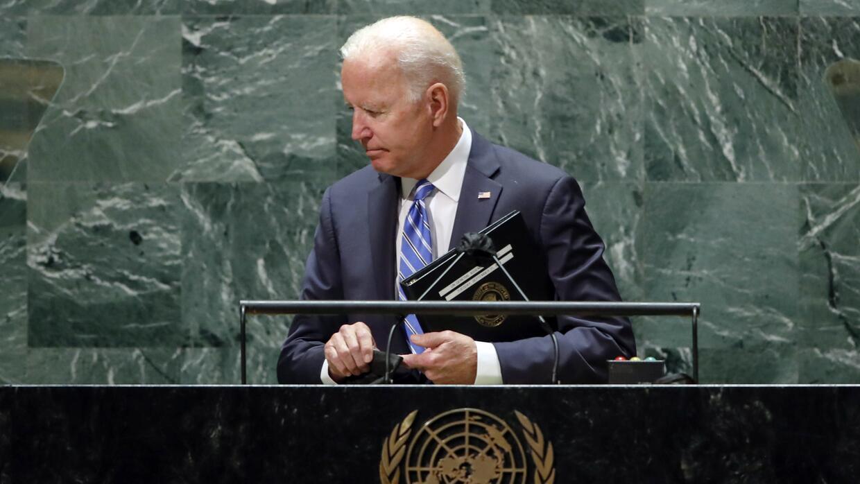 Biden habla ante la ONU: el primer discurso del presidente ante Naciones Unidas