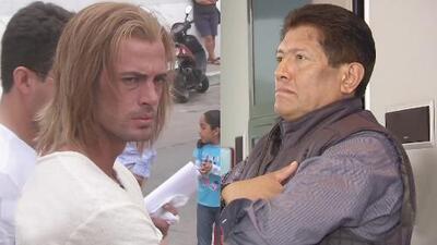 Sigue la controversia entre Juan Osorio y William Levy: esto dijo cuando le preguntaron si lo considera buen actor