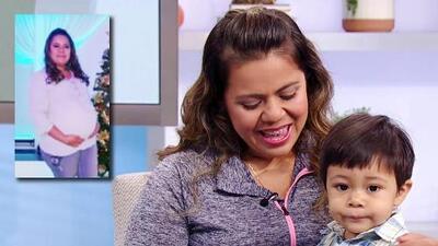 Cero azúcar y buena alimentación: El Reto 28 es la mejor opción para que esta mamá recupere la autoestima y salud
