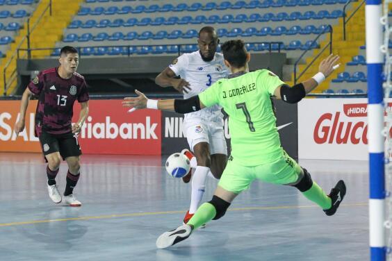 México queda eliminado del Premundial de Futsal