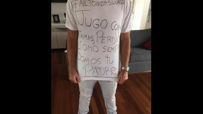 Aílton a Jorge Vergara: 'Somos tu padre'