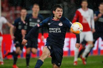 En fotos: Chucky regresó con PSV Eindhoven en el empate de visitante contra Utrecht