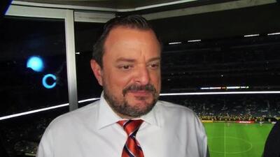"""José Luis López Salido: """"CONCACAF está muy lejos de los equipos de élite"""""""