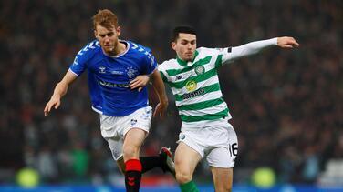 Inter Miami anuncia el fichaje de extremo escocés del Celtic de Glasgow
